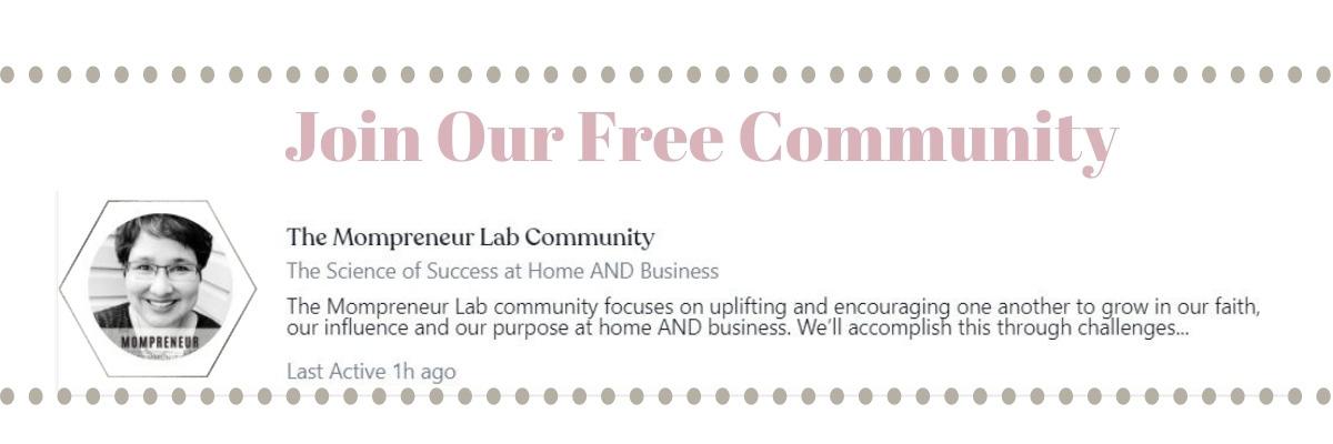 The Mompreneur Lab Community