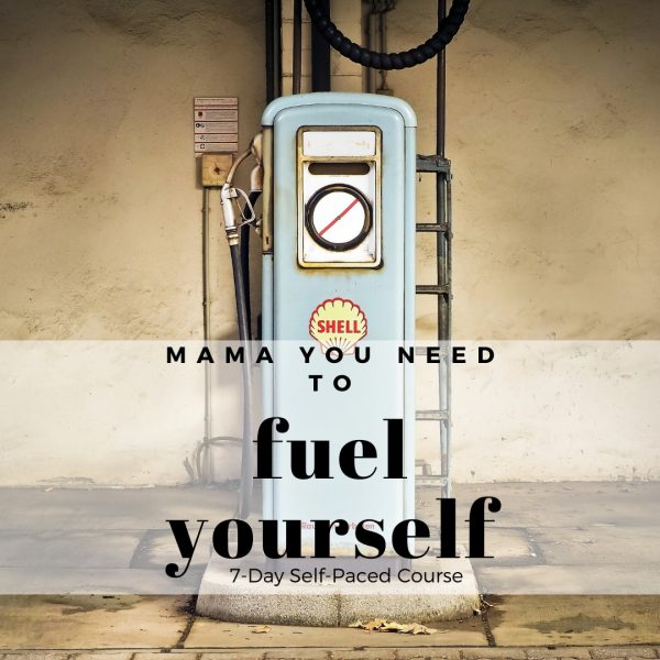 fuel yourself